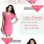 เดรสสั้นเกาหลี สวย เรียบ หรูหรา ตกแต่งด้วยคริสตัลเพิ่มความเปร่งประกายให้กับชุดของคุณ thumbnail 4