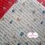 ผ้าคอตตอน 100% 1/4 ม.(50x55ซม.) พื้นสีขาวครีม ลายการ์เด้น thumbnail 2