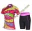 พรีออเดอร์ ชุดปั่นจักรยานหญิง เสื้อปั่นจักรยานแขนสั้น + กางเกงปั่นจักรยานขาสั้น thumbnail 1