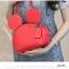 กระเป๋าหนังแฟชั่น สีแดงจัดจ้าน รูปทรงบ่งบอกถึงเอกลักษณ์ thumbnail 1