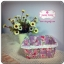 ตะกร้าผ้า ลายดอกกุหลาบ thumbnail 3