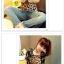 เสื้อยืดเกาหลีลายเสือ จะเท่ห์หรือจะเปรี๊ยว ก็สวยได้ทั้ง 2 แบบ thumbnail 2