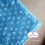 ผ้าคอตตอนไทย 100% 1/4 ม.(50x55ซม.) พื้นสีฟ้า ลายสมอเรือ thumbnail 6