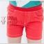 กางเกงขาสั้น MiniBear (สีแดง) thumbnail 2