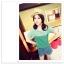 เสื้อแฟชั่นเกาหลี สไตล์ทูโทน สวมใส่สบาย มาพร้อมกระเป๋าเสื้อด้านหน้า thumbnail 8