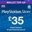 PSN Card UK £35