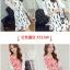 ชุดเดรสแฟชั่น สกรีนลายสดใส น่ารักๆ ผ้าเบาสบาย set 3 thumbnail 7