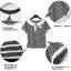 เสื้อแฟชั่นเกาหลี คลาสสิคกับเสื้อลายขวาง เพิ่มเสน่ห์ให้กับชุดด้วยเย็บคอและปกแบบตุ๊กตา thumbnail 8