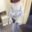 เสื้อกันหนาวแฟชั่น ดีไซน์แบบใส่ทับ 2 ตัว สวยเก๋ แบบสาวยุคใหม่ thumbnail 28