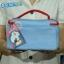 กระเป๋าใส่ของ โดเรม่อน ฟ้า thumbnail 3
