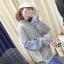 เสื้อกันหนาวแฟชั่น ดีไซน์แบบใส่ทับ 2 ตัว สวยเก๋ แบบสาวยุคใหม่ thumbnail 25