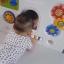 รีวิว คอกกั้นเด็ก เฮนิม รุ่น Petit สีขาว-เทา thumbnail 1