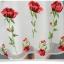 ชุดกี่เพ้าลายสวย พริ้วไหวแบบผ้าชีฟองเนื้อดี กับลายปักดอกกุหลาบสวยๆ thumbnail 18