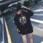 เสื้อกันหนาวเกาหลี สวยเท่ห์ ลายโดดเด่น ผ้านุ่ม อุ่นสบาย thumbnail 5