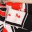 ชุดเสื้อและกระโปรง ต้อนรับหน้าร้อนด้วยสีแดงจี๊ดๆ แขน 3 ส่วน เข้ากับกระโปรงลายน่ารักๆ thumbnail 18