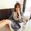 เดรสสั้นเกาหลีมาใหม่ โปร่ง ใส่สบาย น่ารักแบบสาวหวานสุดๆ thumbnail 10