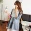 เดรสสั้นเกาหลีมาใหม่ โปร่ง ใส่สบาย น่ารักแบบสาวหวานสุดๆ thumbnail 7