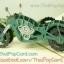 การ์ดป๊อปอัพ มอเตอร์ไซด์สีเขียว thumbnail 1