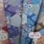 ผ้าคอตตอนไทย 100% 1/4ม.(50x55ซม.) ลายซากุระ โทนสีน้ำตาล thumbnail 2