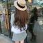 เดรสเกาหลี ดีไซน์มาพร้อมกับเสื้อคลุมเข้าชุด thumbnail 7