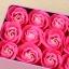 สบู่ดอกกุหลาบอยู่ในกล่องสวยหรู เหมาะสำหรับโอกาสให้ของขวัญแทนใจ ในวันวาเลนไทน์ที่จะมาถึง thumbnail 7