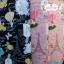 ผ้าคอตตอนลินิน 1/4ม.(50x55ซม.) พื้นสีชมพู ลายวินเทจ thumbnail 2