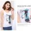 เสื้อกล้ามแฟชั่น แต่งลายการ์ตูนน่ารักๆ กับเสื้อสีพื้นยอดนิยม thumbnail 9