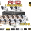 ชุดติดตั้งกล้องวงจรปิด 4IN1-001BP (2ล้าน) ir20เมตร ,15ตัว (สาย rg6มีไฟ 380เมตร, hdd.3TB) thumbnail 1