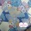 ผ้าคอตตอนไทย 100% 1/4ม.(50x55ซม.) ลายซากุระ โทนสีฟ้า thumbnail 1