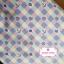 ผ้าคอตตอนไทย 100% 1/4ม.(50x55ซม.) โทนสีฟ้า ลายสมอเรือเล็ก thumbnail 1
