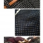 กางเกงขาสั้นสุภาพสตรี เนื้อหนานุ่ม ลวดลายเล็กๆ แต่งขอบเก๋ๆ แค่นี้ก็ใส่กับเสื้อได้ทุกตัวแล้วคร้าา thumbnail 6