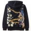 *Pre Order*Jinzhong embroidery jacket hooded ปักลายแฟชั่นญี่ปุ่น size M-2XL