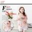 เสื้อแฟชั่นเกาหลี ลายสวยๆ เหมาะกับสาวที่ชอบลายหวานๆ ไม่ควรพลาด thumbnail 4