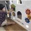 รีวิว คอกกั้นเด็กเฮนิม รุ่นPetit สีขาว-เทา แผงกิจกรรม 2แผ่น thumbnail 1