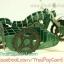 การ์ดป๊อปอัพ มอเตอร์ไซด์สีเขียว thumbnail 3