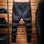 *Pre Order*Denim feet pants กางเกงยีนส์ทรงกระบอกเล็ก size 28-36