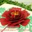 การ์ดป๊อปอัพ ดอกไม้สีแดง thumbnail 2