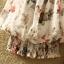 ชุดเซทผ้าชีฟอง ลวดลายดอกไม้สวยๆ ใส่เบาสบาย มีซับในในตัว SET1 thumbnail 17
