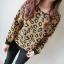 เสื้อกันหนาวแฟชั่นเกาหลี สีสันสุดคลาสิก ลวดลายสะดุดตา thumbnail 13