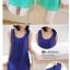 เสื้อกล้ามชีฟองแขนสักุด ทรงยาว ใส่สบายๆ ระบายอากาศเยี่ยม สไตล์ผ้าชีฟอง มีให้เลือกถึง 10 สี 6 ไซด์ thumbnail 2