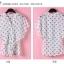 เสื้อแฟชั่นเกาหลี จาก Temperament สวมใส่สบาย พริ้วไหวด้วยผ้าคุณภาพชีฟอง มี 2 สีให้เลือก thumbnail 11