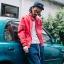 *Pre Order*Men's Jacket Sportswear Brand Nazze japanese fashion size M-2XL