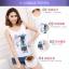 เสื้อกล้ามแฟชั่น แต่งลายการ์ตูนน่ารักๆ กับเสื้อสีพื้นยอดนิยม thumbnail 4