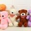 ตุ๊กตาหมียิ้ม,หมีหลับ ขนาด 100 CM. (สินค้าขายดี) thumbnail 7