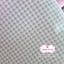 ผ้าคอตตอนไทย 100% 1/4 เมตร(50x55ซม.) ลายตารางเล็กสีฟ้า thumbnail 1