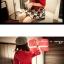 ชุดเสื้อและกระโปรง ต้อนรับหน้าร้อนด้วยสีแดงจี๊ดๆ แขน 3 ส่วน เข้ากับกระโปรงลายน่ารักๆ thumbnail 2