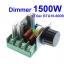 เครื่องหรี่ไฟ 1500W (Dimmers) (BTA16-600B) thumbnail 1