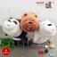 ตุ๊กตา วีแบแบร์ We bare bears (ใย3Dนุ่มที่สุด) thumbnail 1