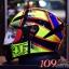 หมวกกันน็อค AGV K1 ลาย Soleluna 2015 thumbnail 3