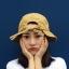 *Pre Order*Dome*หมวกกันแดดปีกกว้างแฟชั่นสไตล์ญี่ปุ่น size M 56-58 cm.